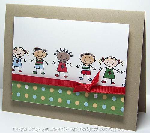 All in the Family March Card Kit 002
